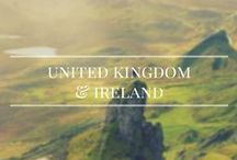 United Kingdom & Ireland / Travels in the UK (Scotland, England, Wales, Ireland, Northern Ireland)