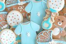 Cookies - Baby Shower