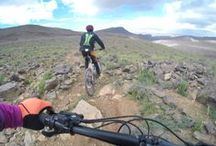 Mountain Biking / Mountain Biking in #Morocco and other places.  Such a fabulous adventure.