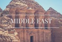 Middle East / Travels in the Middle East.