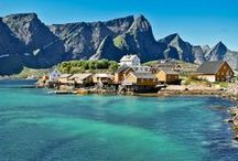 for a Scandinavian adventure / : Scandi destinations : Norway : Sweden : Denmark : / by Heather Young