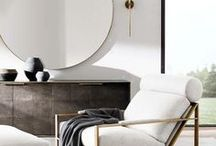 Luxury / Add a little decadence to your home with these stunning interior options.