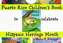 Bilingual Children's Books About Hispanic Heritage