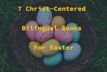 Easter Bilingual Activities And Resources