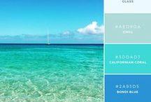 Cori Hamilton-Color Palette / Inspiration for Cori's brand - color, feel, design, etc.