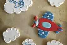 Cookies - Car, Trains, Planes, Etc