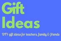 Gift Ideas / Gift ideas! For teachers, neighbors, families, baby showers, weddings, so on and so on!
