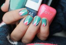 Get NAILED! / Love to do my nails. / by Dayle Hewitt