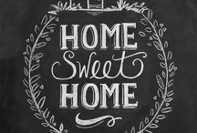Home Sweet Home / Just close my eyes and dream...... / by Stephanie Jordan