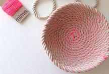 DIY / Crafts & Ideas I'd like to try some day. / by Maria Boyd