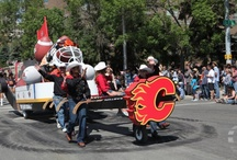 Flames In The Community - Summer 2012