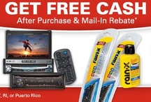 Free Cash for Auto Parts! / Get free cash on these auto parts and car accessories! 