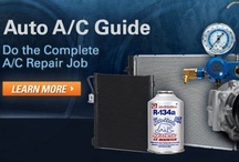 Auto A/C Repair Guide / Make sure your A/C system is ready to keep you cool all season long.