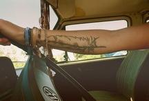 Tattoos and Piercings / by Kanako Soejima