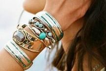 A d o r n m e n t s / Jewelry and Accessories / by Melanie Lamp