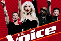 TV Show The Voice / by Linda Small