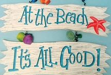 Beachy Crafts  / by Katie Costa