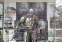 Dark Souls Window Promo