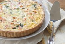 Quiche/Fritatta / by Laura Terese