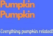 Pumpkin / Everything pumpkin related!