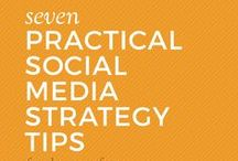 Social Media Tips / Tips, tools and tutorials for social media. / by Amy Lynn Andrews