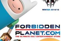 Christmas Catalogue 2014 / The best in Christmas gifts from Forbidden Planet! http://forbiddenplanet.com