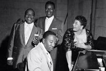 JAZZ MASTERS / No explanation here, just love jazz and the musicians/singers that make it happen. / by WHO'S THAT LADY MUSIC SHOW