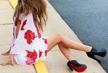 Fashion-summer / by Maria Boyd