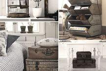 Vintage Salon L O V E