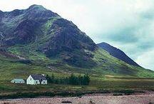 scotland - ireland - uk