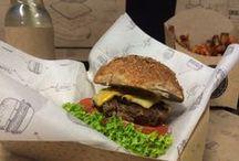 Fast Food/ Food trucks/Fast food Phenomena / Group presentation