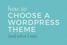 WordPress Tips / Make WordPress work for you! WordPress settings, tips and tricks. / by Amy Lynn Andrews