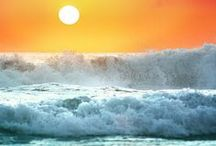 The Waves / Waves. Sea. Salt Water.