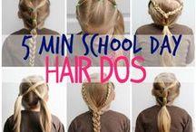 Hair Ideas / by Carrie @curlycraftymom.com