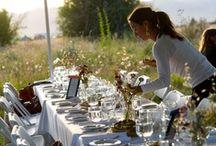 a farm dinner/garden party / by Hannah Miller