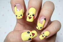 Nail Art / Amazing nail art and manicure tips...  / by Miss Dinky