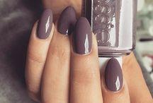 Nails Hair And Makeup