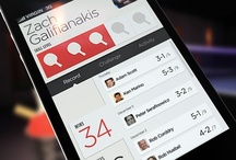 Interface mobile / by Fabio Massaru Fugii