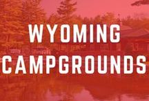 Wyoming Campgrounds - Affiliates / Passport America Participating Campgrounds & RV Parks located in Wyoming.