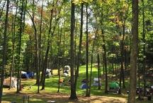 West Virginia Campgrounds