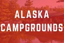 Alaska Campgrounds - Affiliates / Passport America Participating Campgrounds & RV Parks located in Alaska.