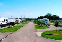 Kansas Campgrounds / Photos of Passport America Participating Campgrounds located in Kansas.