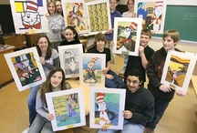 Art Classes/Teaching / by Patty Larson