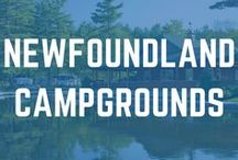 Newfoundland Campgrounds - Affiliates / Passport America Participating Campgrounds & RV Parks located in Newfoundland, Canada.