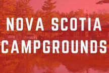 Nova Scotia Campgrounds - Affiliates / Passport America Participating Campgrounds & RV Parks located in Nova Scotia, Canada.