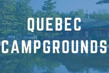 Quebec Campgrounds - Affiliates / Passport America Participating Campgrounds & RV Parks located in Quebec, Canada.