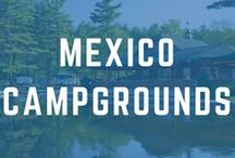 Mexico Campgrounds - Affiliates / Passport America Participating Campgrounds & RV Parks located in Mexico.
