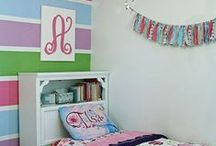 My Daughters Room - Curly Crafty Mom / by Carrie @curlycraftymom.com