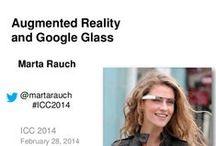 Smartglasses / Smartglasses, including Google Glass updates from a #glassExplorer.   #smartglasses #glass  #googleglass / by Marta Rauch
