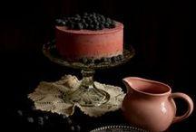 cookin': desserts~summer / by Hannah Miller